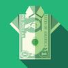 Andreas Bauer - Dollar Bill Origami artwork