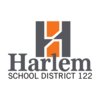 Blackboard Inc. - Harlem School District 122 artwork
