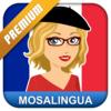 MosaCrea Limited - Learn French - MosaLingua artwork