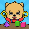 Bimi Boo Kids - Games for boys and girls LLC - Learning games for toddlers 2+ artwork