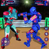 Robot Fight Ring VS Heros – Marouane Benaziza