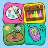bing zhou - Learning games:early education artwork