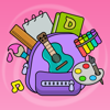 AILING WU - Learning Games - Play & Create artwork