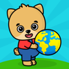 Bimi Boo Kids Learning Games for Toddlers FZ LLC - Baby games for 2,3,4 year olds artwork
