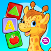 22learn, LLC - Toddler Games For 2 Year Olds. artwork